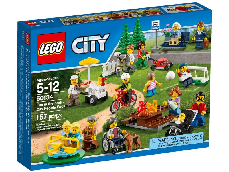 LEGO City 60134 Plezier in het Park