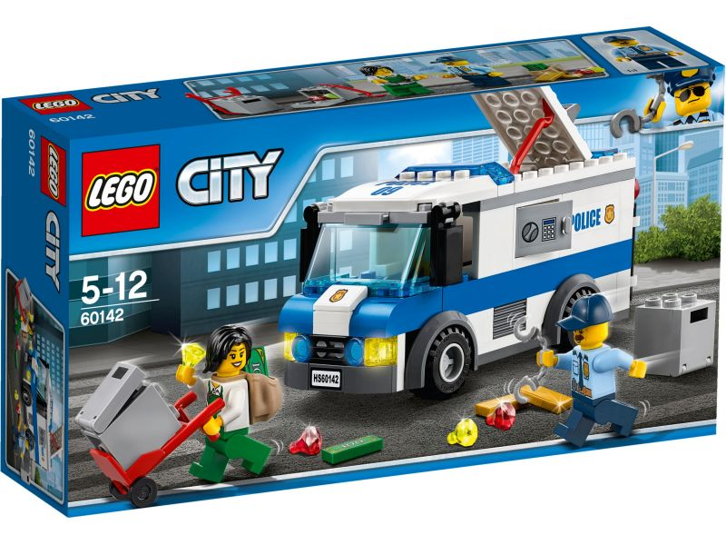 LEGO City 60142 Geldtransport