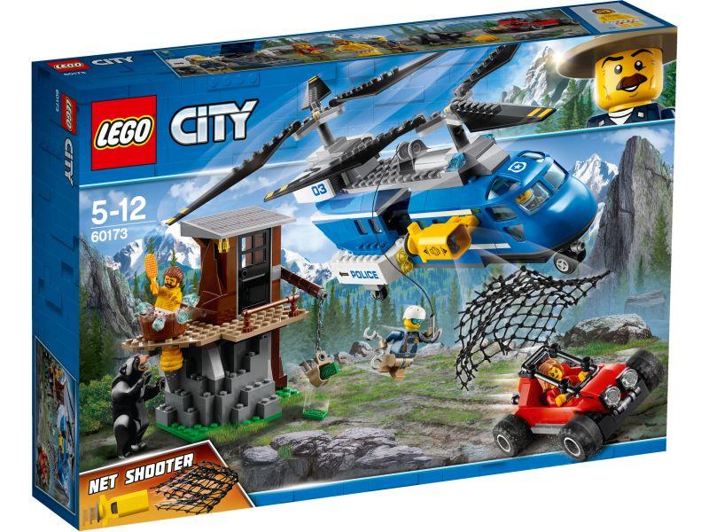 LEGO City 60173 Bergarrestatie