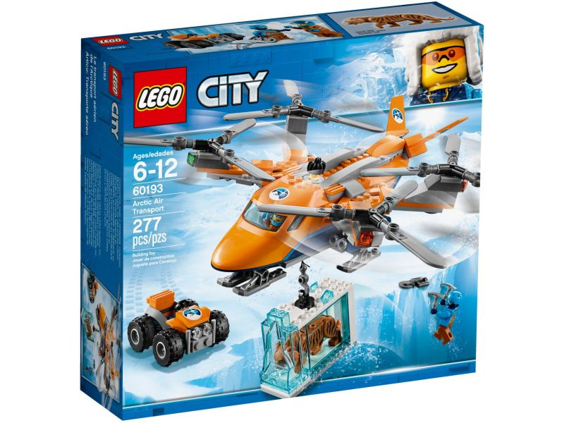 LEGO City 60193 Poolluchttransport