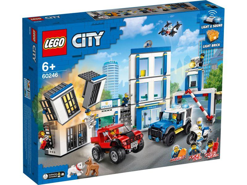 LEGO City 60246 Politie bureau