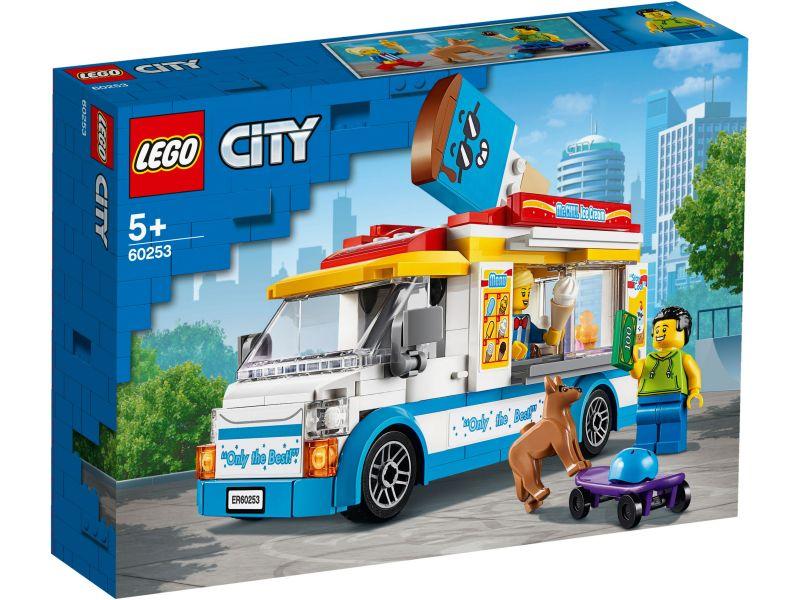 LEGO City 60253 IJswagen