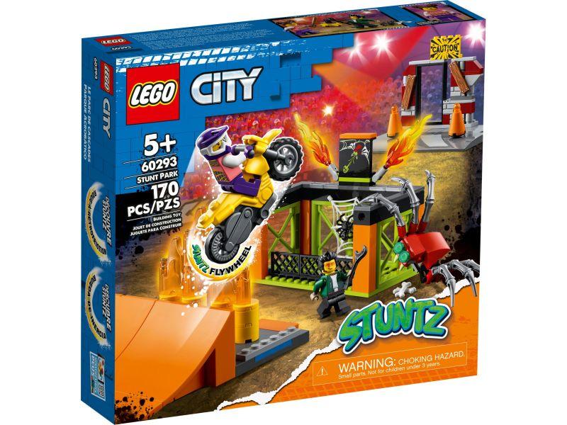 LEGO City 60293 Stuntpark
