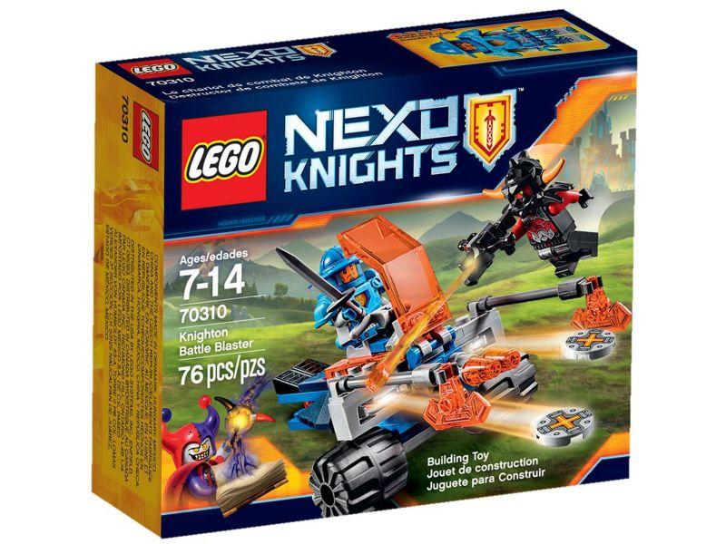 LEGO Nexo Knights 70310 Knighton Strijdblaster