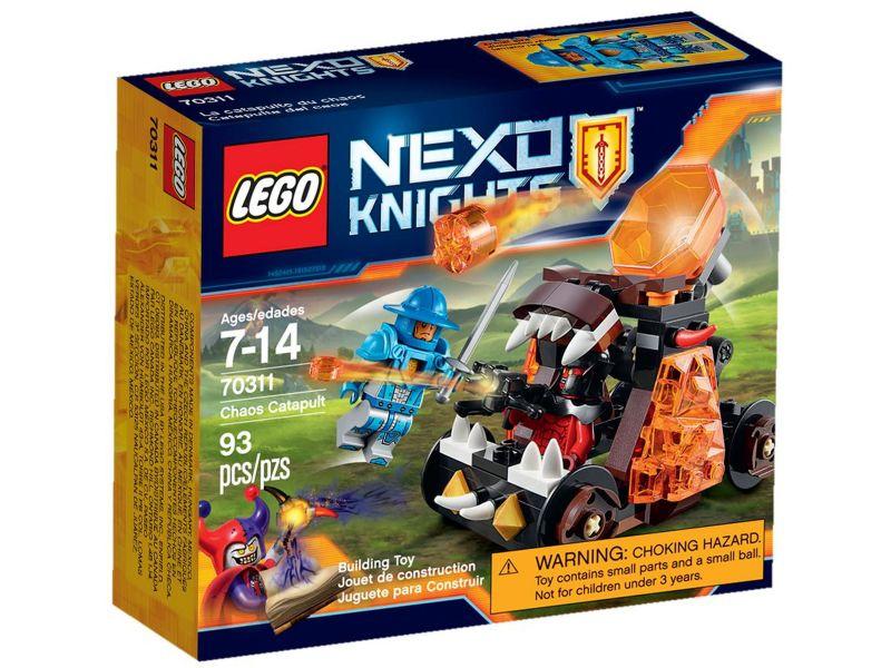 LEGO Nexo Knights 70311 Chaos Katapult