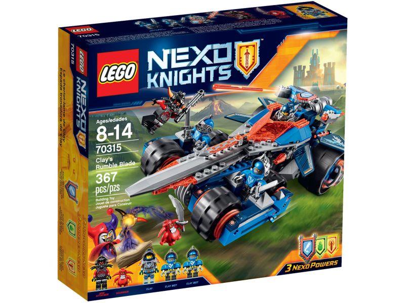 LEGO Nexo Knights 70315 Clay's gevechtszwaard