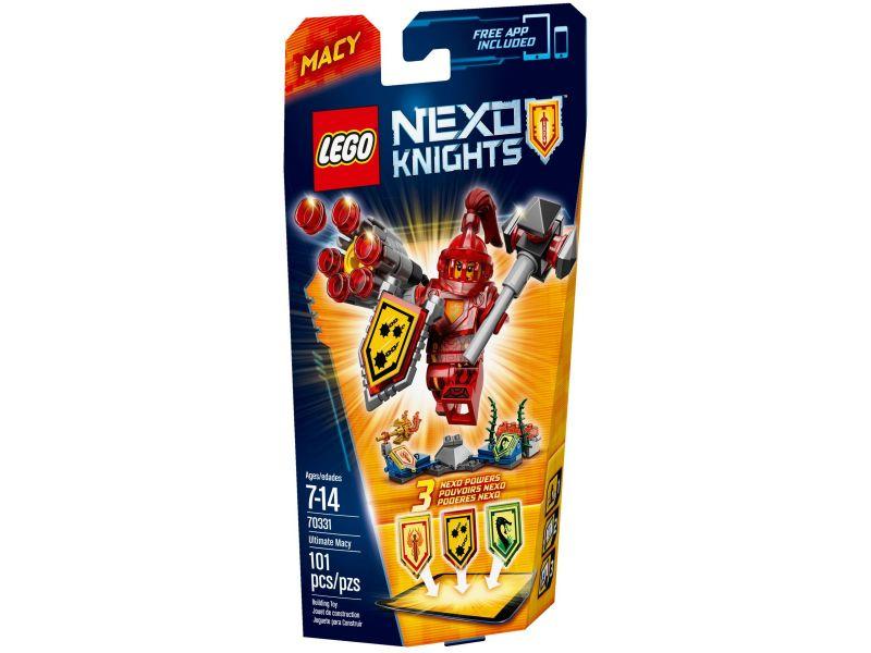 LEGO Nexo Knights 70331 Ultimate Macy