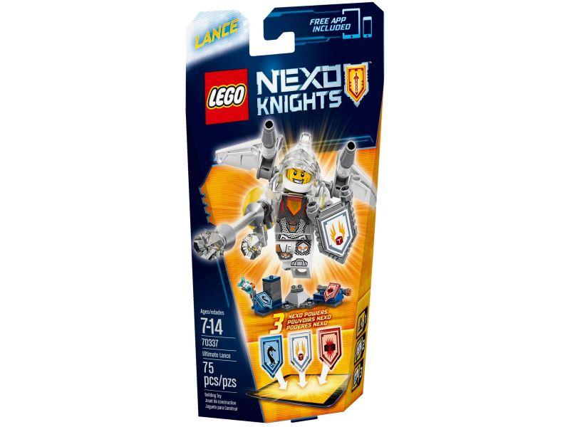 LEGO Nexo Knights 70337 Ultimate Lance