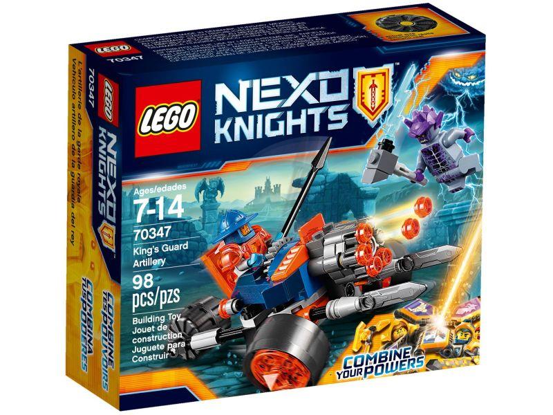LEGO Nexo Knights 70347 Artillerie van de koninklijke garde