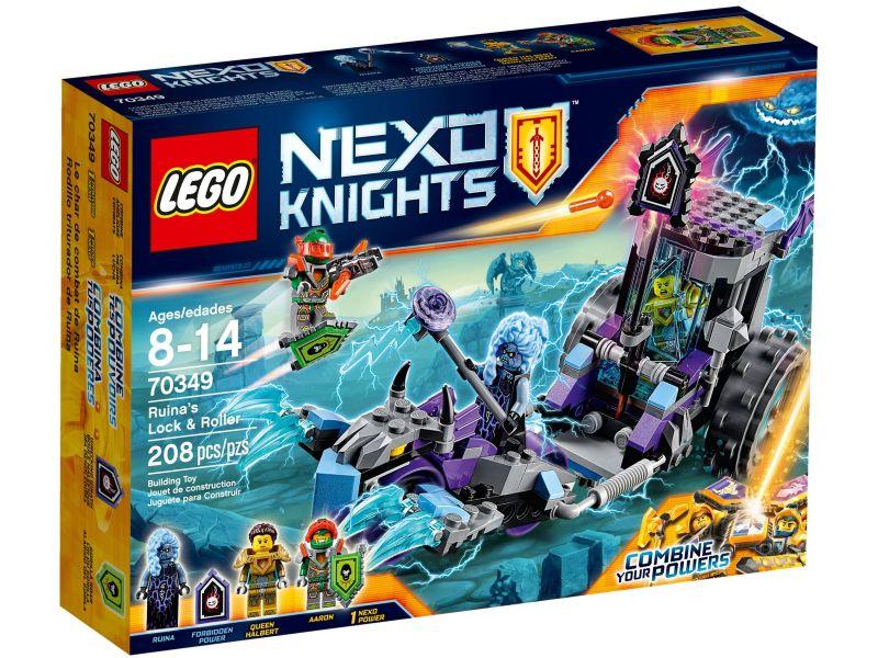 LEGO Nexo Knights 70349 Ruina's Rollende Gevangenis