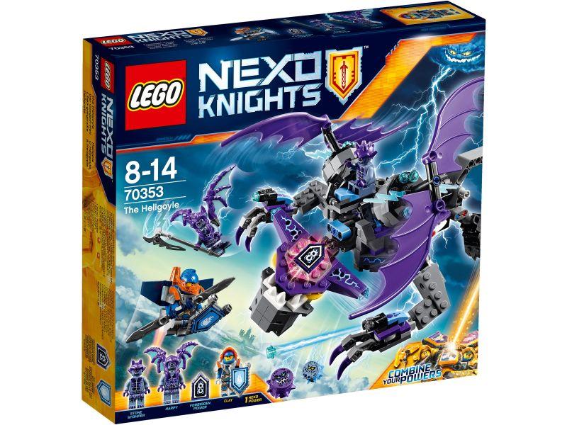 LEGO Nexo Knights 70353 De Heligoyle