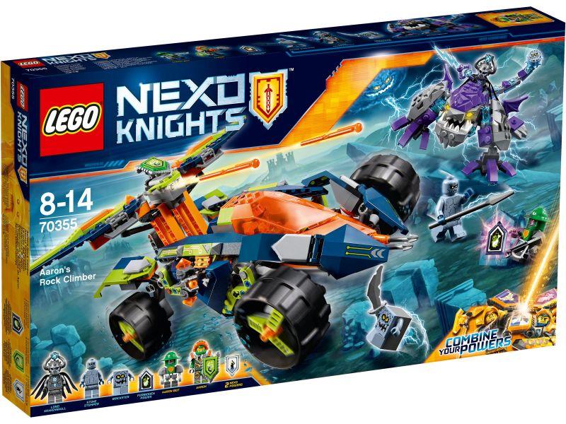 LEGO Nexo Knights 70355 Aarons Rock Climber