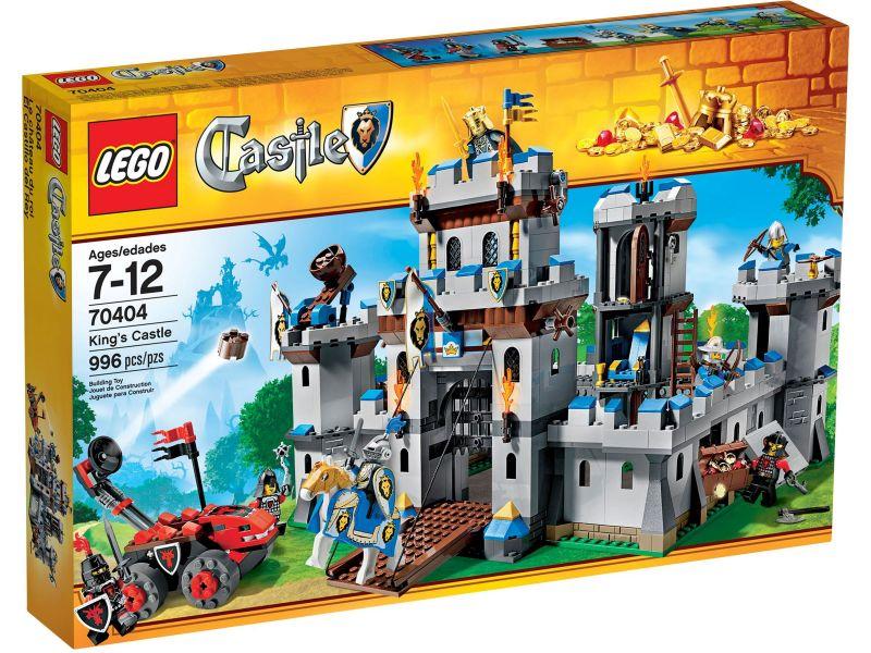LEGO Castle 70404 Koningskasteel