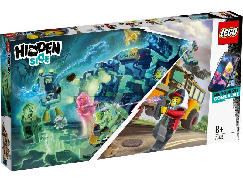 LEGO Hidden Side 70423 Paranormale interceptiebus 3000