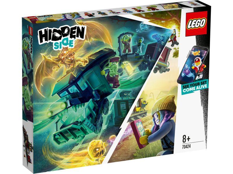 LEGO Hidden Side 70424 Spookexpress