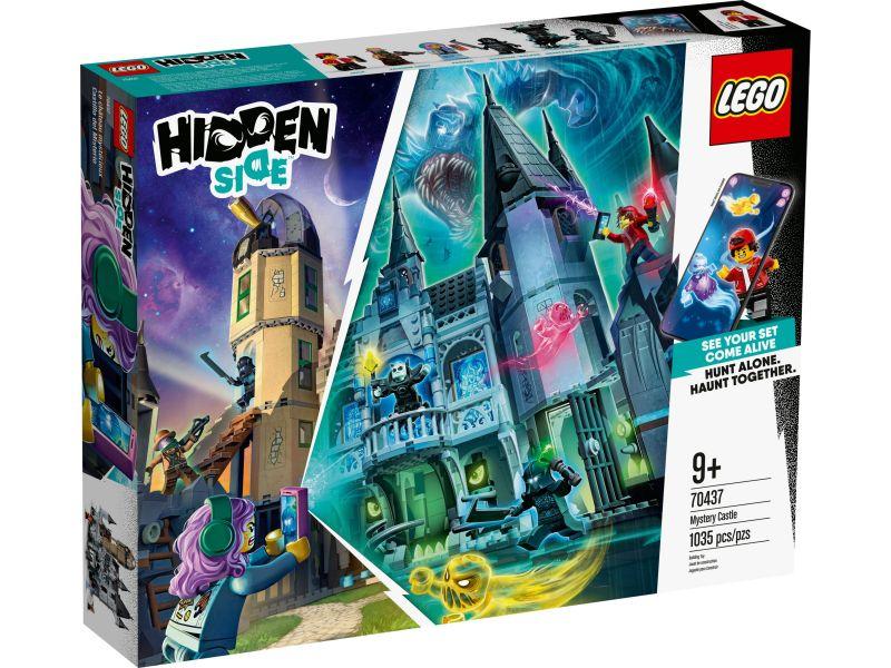LEGO Hidden Side 70437 Mysterieus kasteel