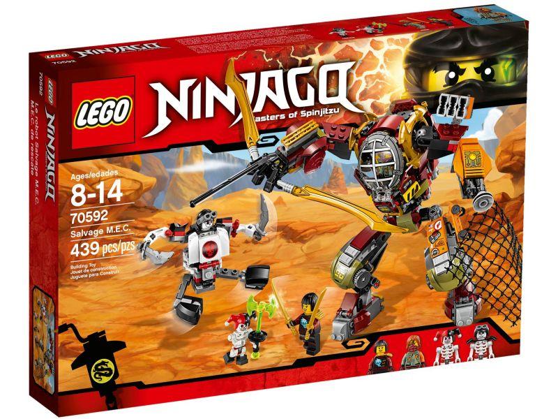 LEGO Ninjago 70592 Redding M.E.C.