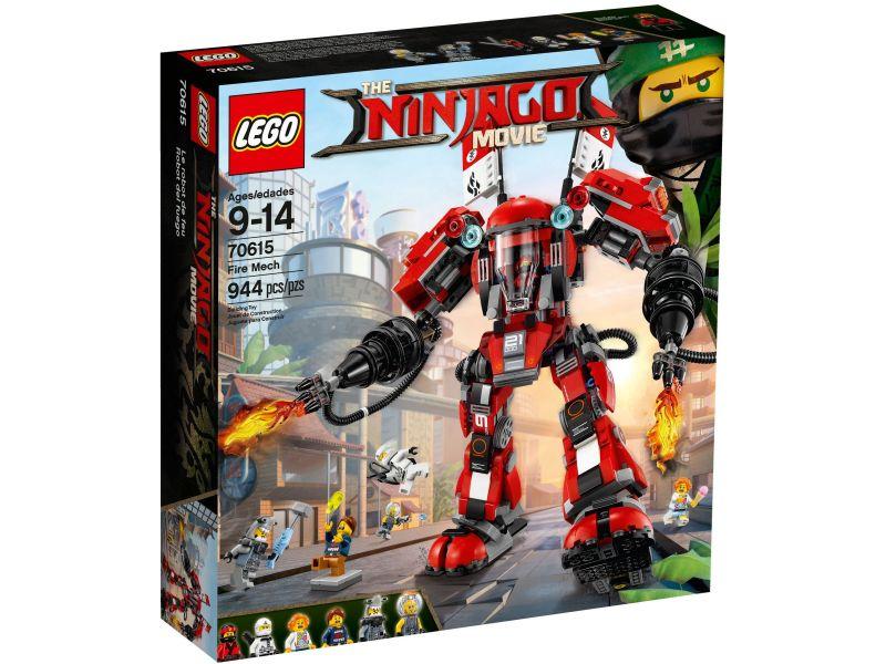 LEGO Ninjago 70615 Vuurmecha