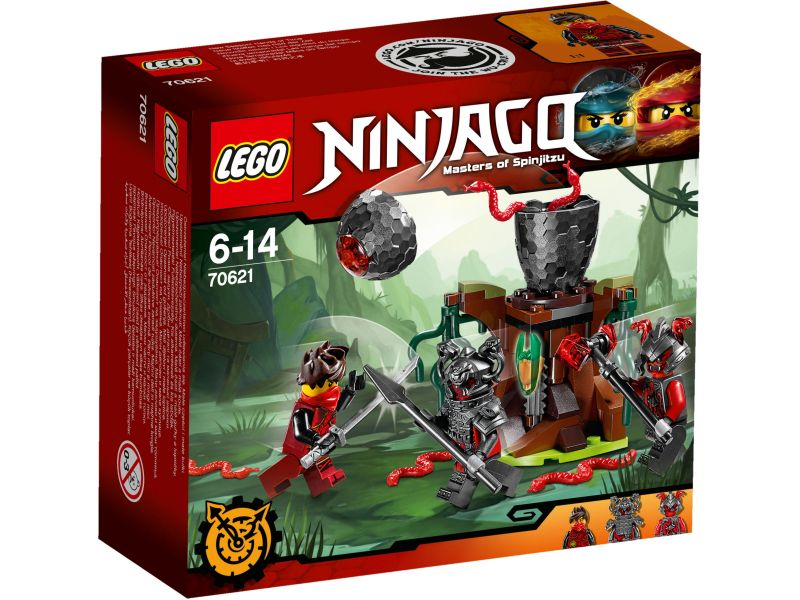 LEGO Ninjago 70621 Vermillion aanval