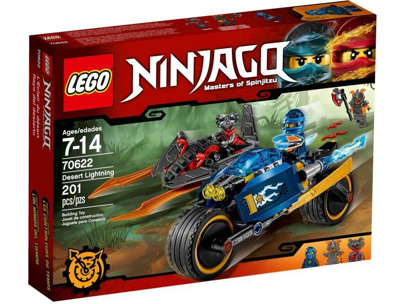 LEGO Ninjago 70622 Woestijnstrijders