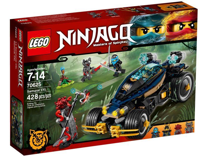 LEGO Ninjago 70625 Samoerai VXL