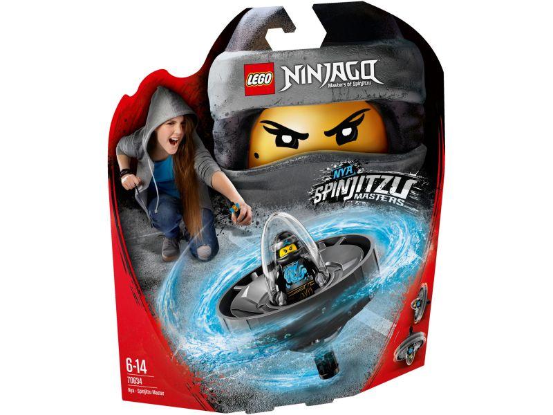 LEGO Ninjago 70634 Spinjitzu-meester Nya