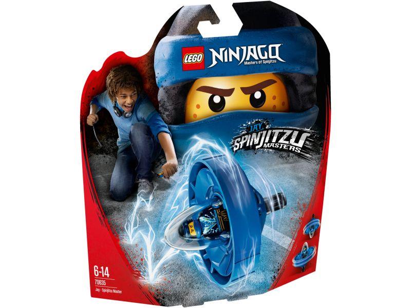 LEGO Ninjago 70635 Spinjitzu-meester Jay