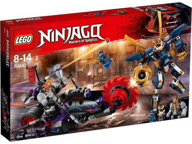 LEGO Ninjago 70642 Killow tegen Samoerai X