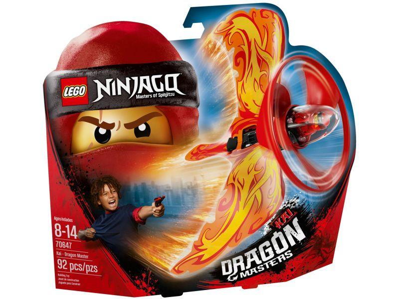 LEGO Ninjago 70647 Kai - Drakenmeester