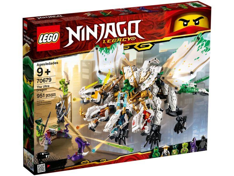 LEGO Ninjago 70679 De Ultra Draak