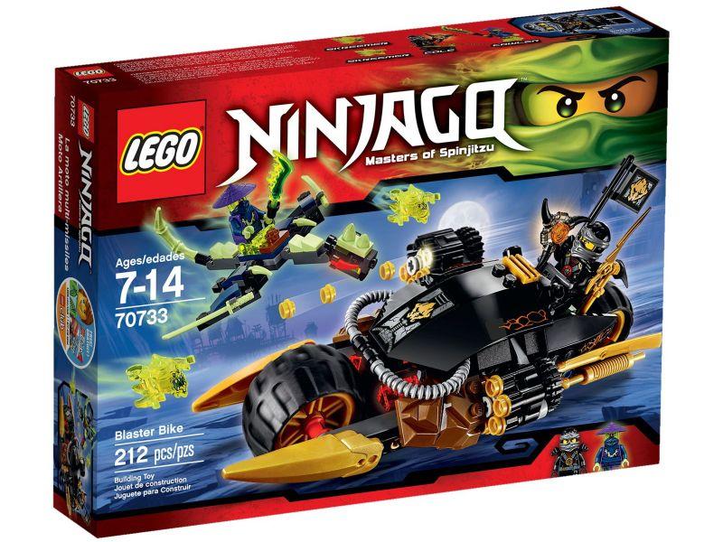 LEGO Ninjago 70733 Blaster Motor