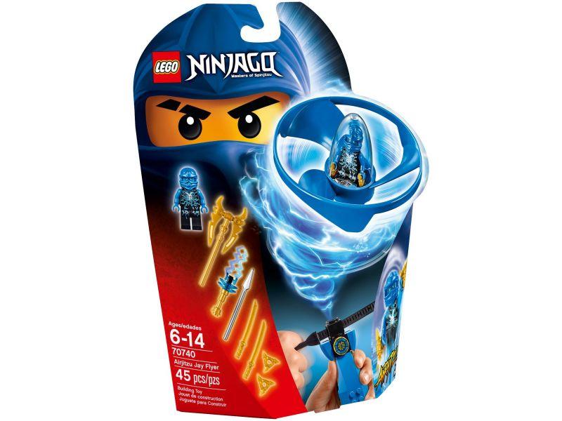 LEGO Ninjago 70740 Airjitzu Jay Flyer