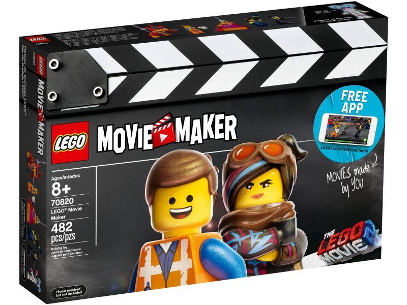 LEGO Movie 2 70820 LEGO Movie Maker