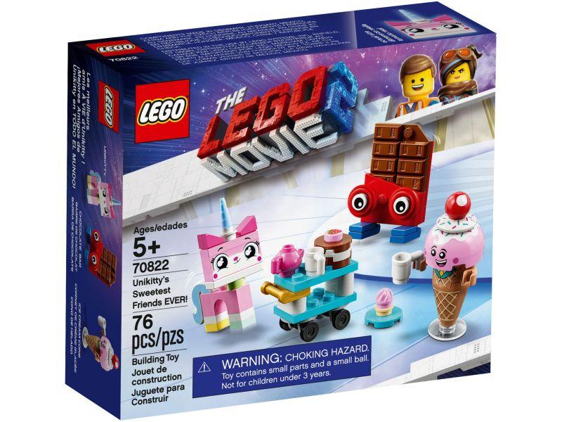 LEGO Movie 2 70822 De ALLERLIEFSTE vrienden van Unikitty