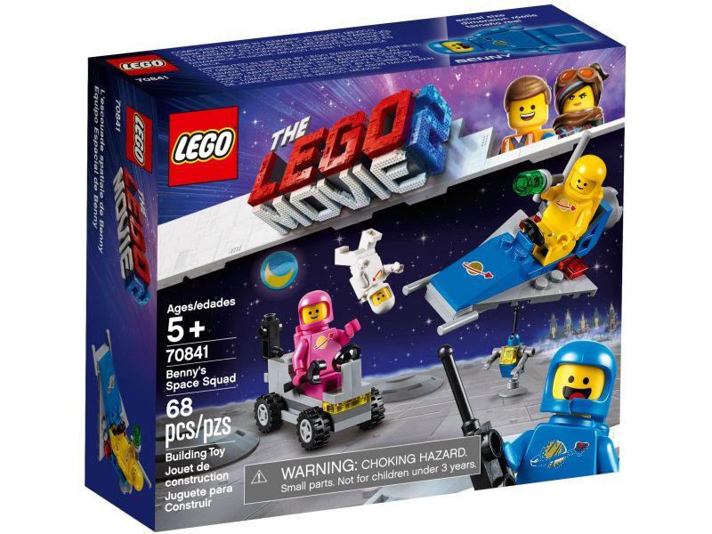 LEGO Movie 2 70841 Benny's ruimteteam