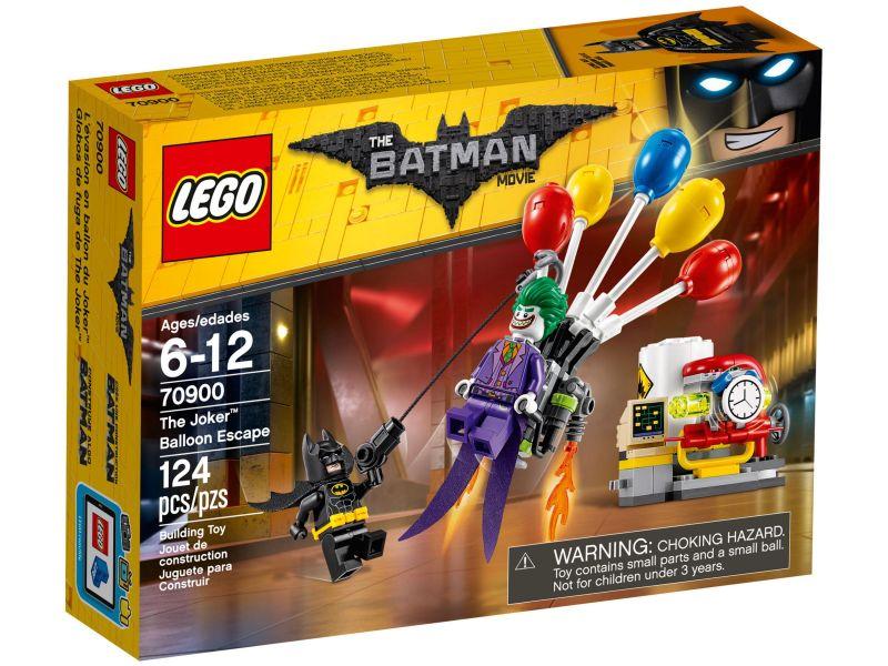 LEGO Batman Movie 70900 The Joker ballonvlucht