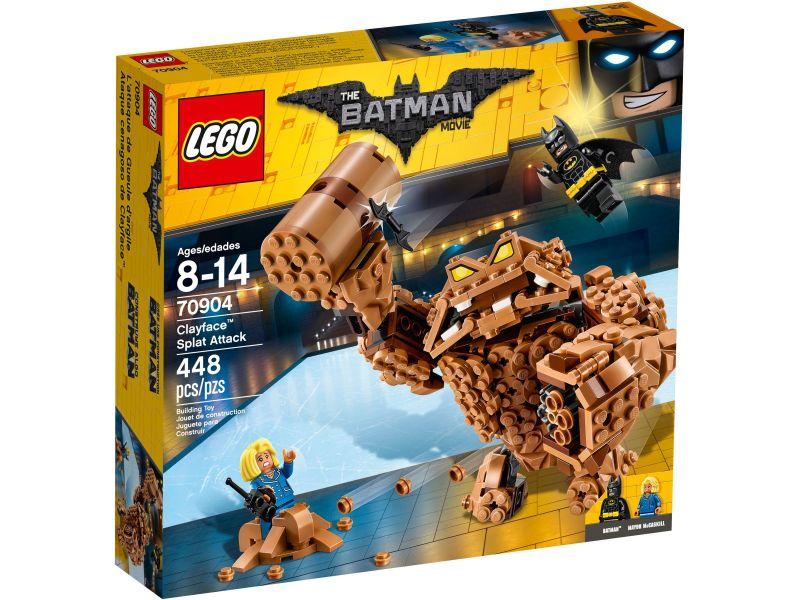 LEGO Batman Movie 70904 Clayface verplettervuisten