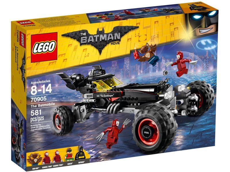 LEGO Batman Movie 70905 De Batmobile