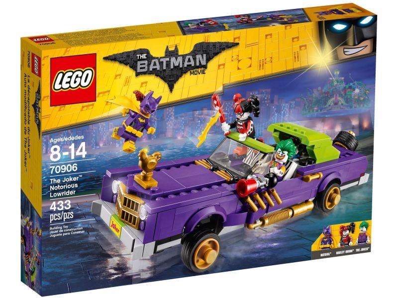 LEGO Batman Movie 70906 The Joker Duistere Low-rider