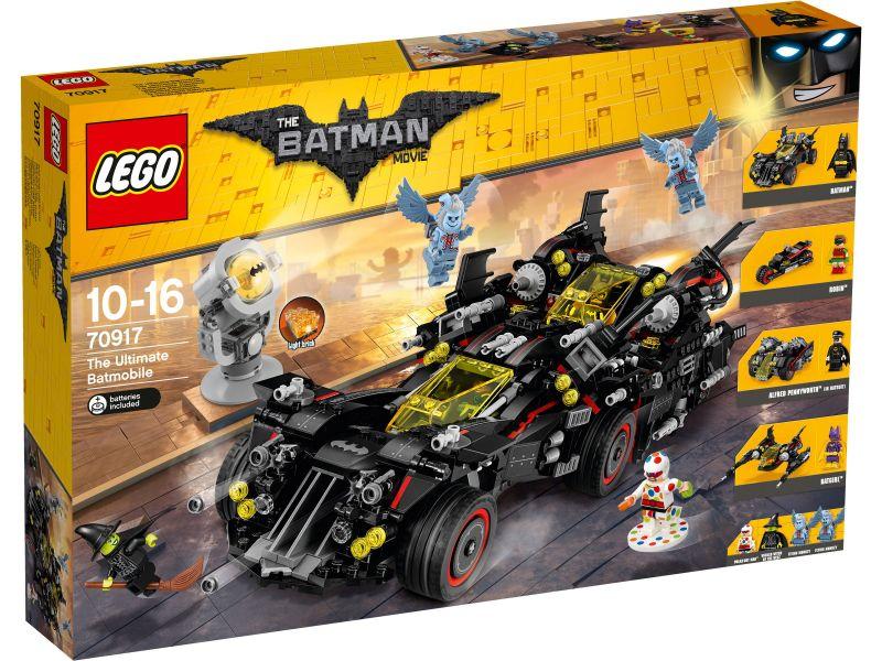 LEGO Batman Movie 70917 De ultieme Batmobile
