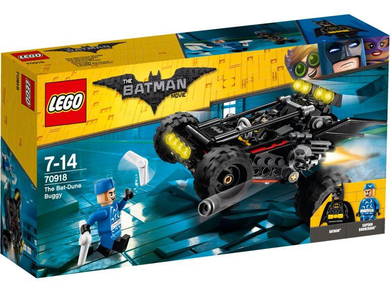 LEGO Batman Movie 70918 De Bat-Dune Buggy
