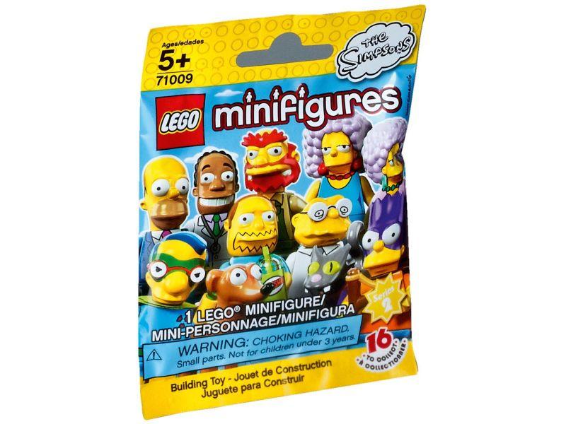 LEGO 71009 Zakje Minifigures Simpsons Serie 2