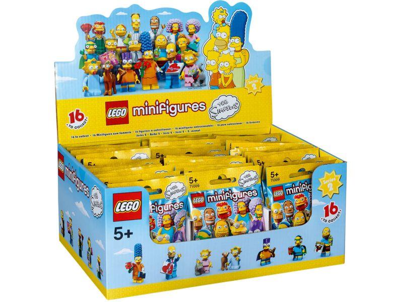 LEGO 71009 Doos Minifigures Simpsons Serie 2