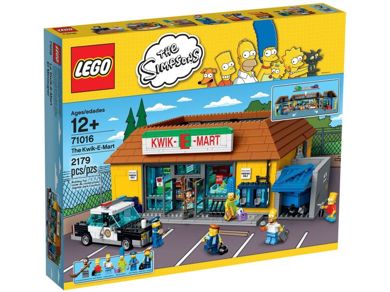 LEGO 71016 Kwik-E-Mart