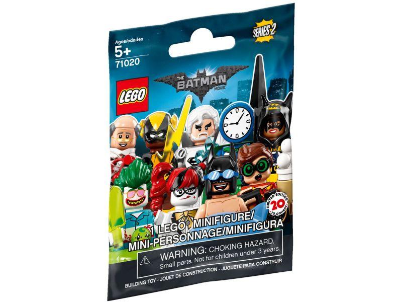LEGO 71020 Zakje Minifigures LEGO Batman Movie serie 2