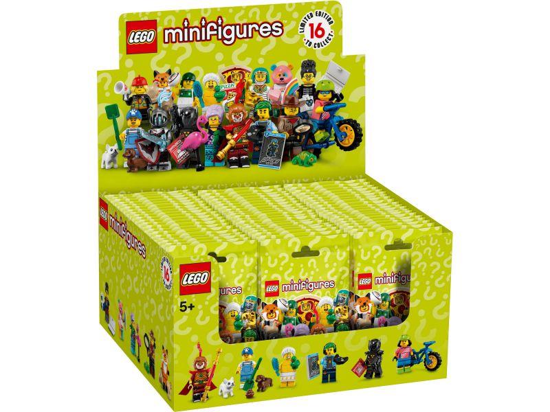 LEGO 71025 Doos Minifigures Serie 19