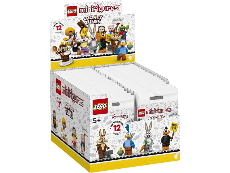 LEGO 71030 Doos Minifigures Looney Tunes