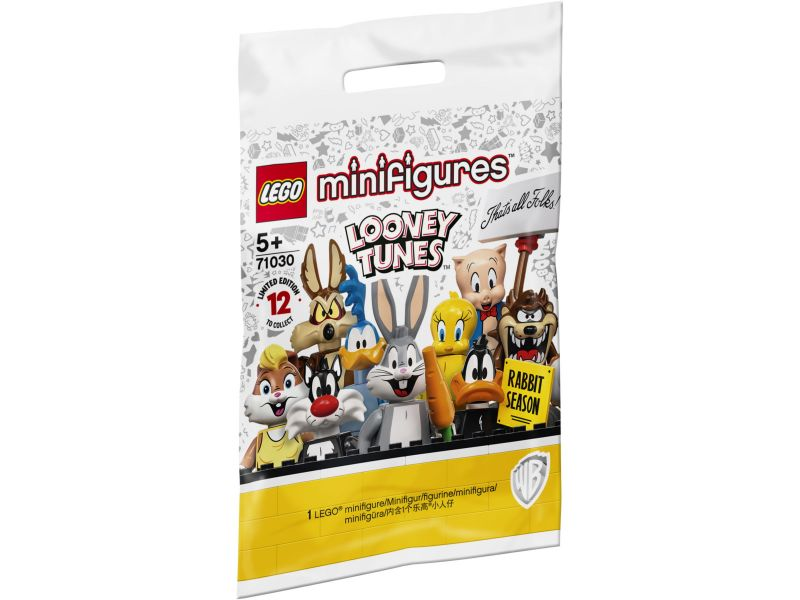 LEGO 71030 Zakje Minifigures Looney Tunes