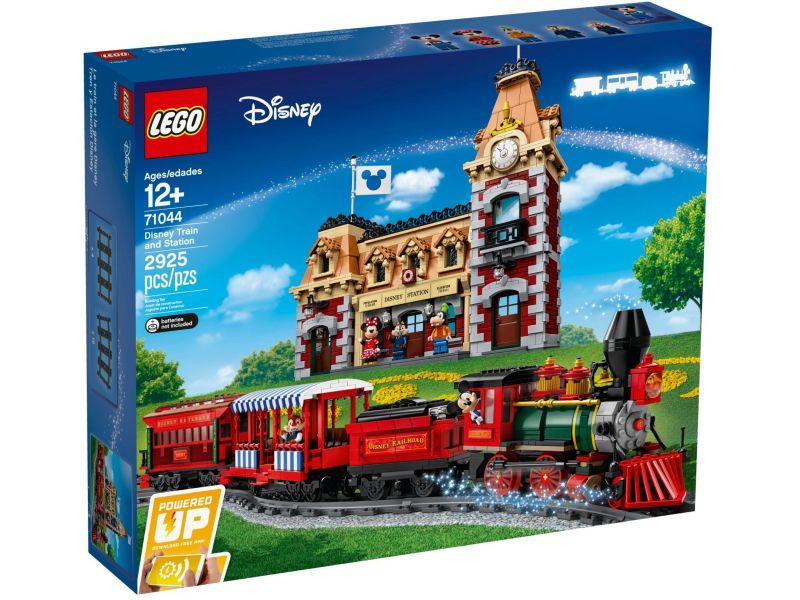 LEGO 71044 Disney trein en station