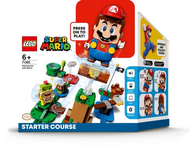 LEGO Super Mario 71360 Avonturen met Mario Starter Set